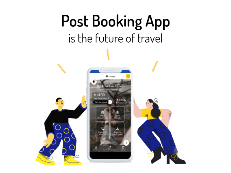 Why I believe Post Booking APP is the future of travel